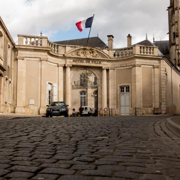 Hotel de Ville: Stets das erste Haus am Platz!