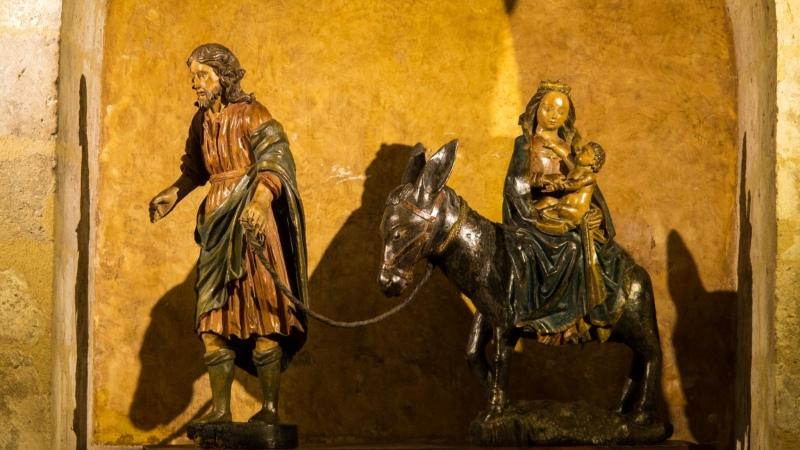 Josefs ängstliche, zaudernde Mine ist eine sehr ungewöhnliche, präzise und emotionale Darstellung!