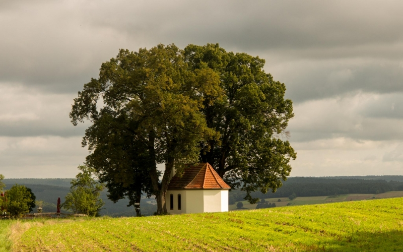 Hat was von Allgäu: Schnepfenkapelle