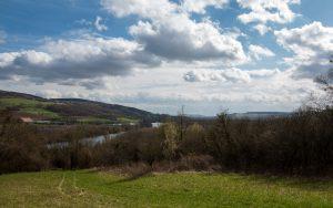 Jakobsweg Ancy Mosel-Panorama