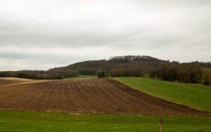 Jakobsweg Hackenberg Ansicht Festungsseite