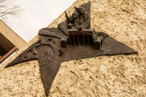 Jakobsweg Schengen Denkmal Deutschland