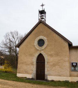 Jakobsweg Chapelle de Bermont
