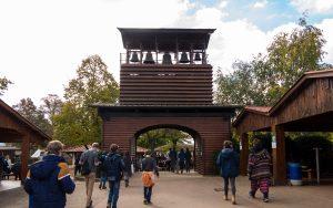 Jakobsweg Taize Glockenturm
