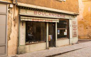 Jakobsweg Charlieu Boulangerie
