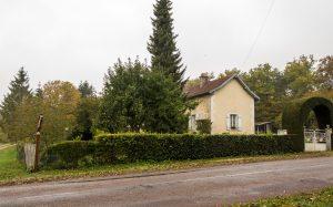 Jakobsweg Haus La Thuilliere