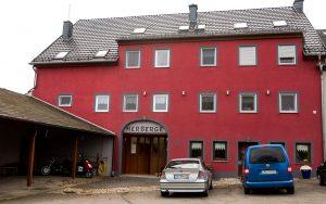 Jakobsweg Merzkirchen Herberge