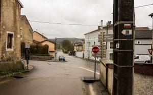 Jakobsweg Rigny-Saint-Martin Teilung Vezelay Le Puy