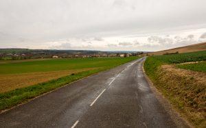 Jakobsweg Sepvigny Strasse und Maastal