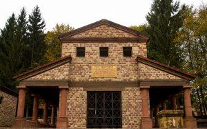 Jakobsweg Tawern Merkur Tempel