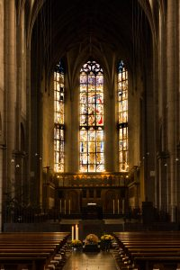 Jakobsweg Trier Sankt Matthias Hochaltar