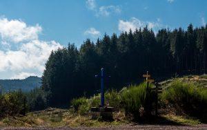 Jakobsweg Le Croix Bleu