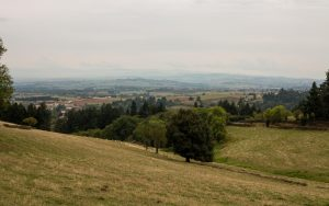 Jakobsweg Loire Tal Nähe Lentigny