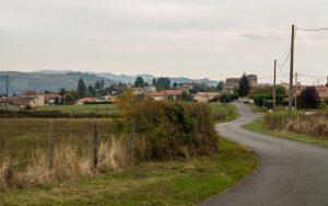 Jakobsweg Saint Jean Ortseingang