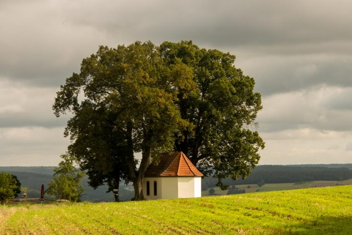 Bonifatius-Route Schnepfenkapelle