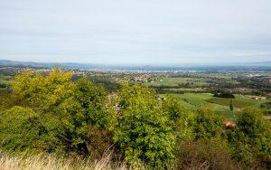 Jakobsweg Montsupt Panorama