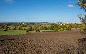 Jakobsweg Nolhac Panorama
